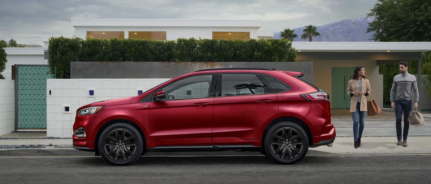 2020 Ford Edge New Design Configurations