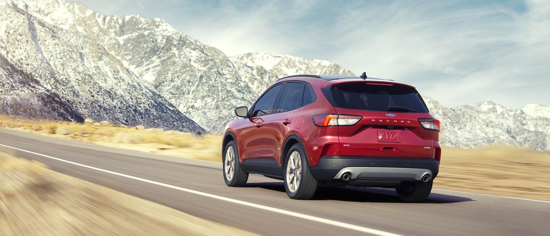 Ford Escape S E Sport Hybrid 2020 en Rapid Red