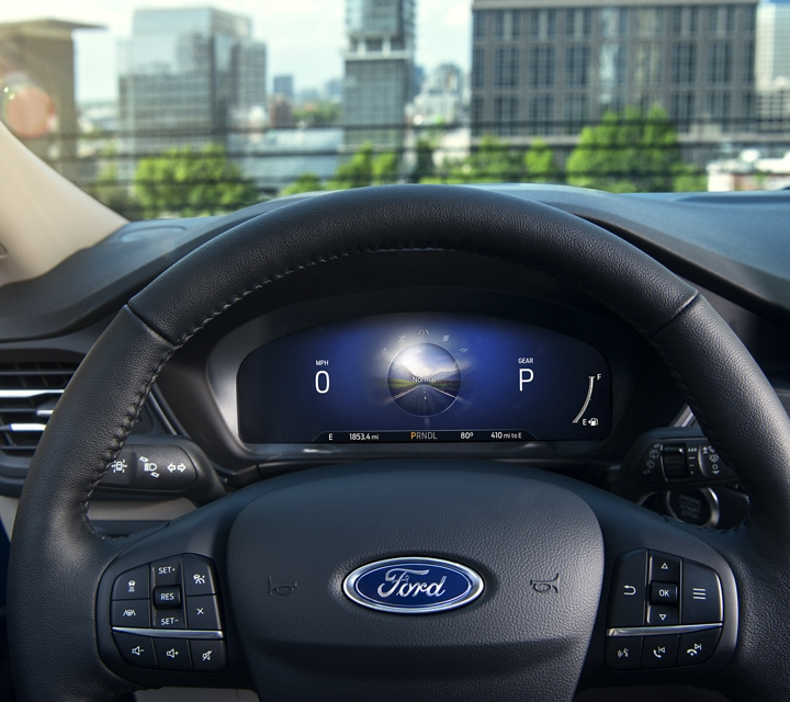 Selectable drive modes to help improve driving experience and handling