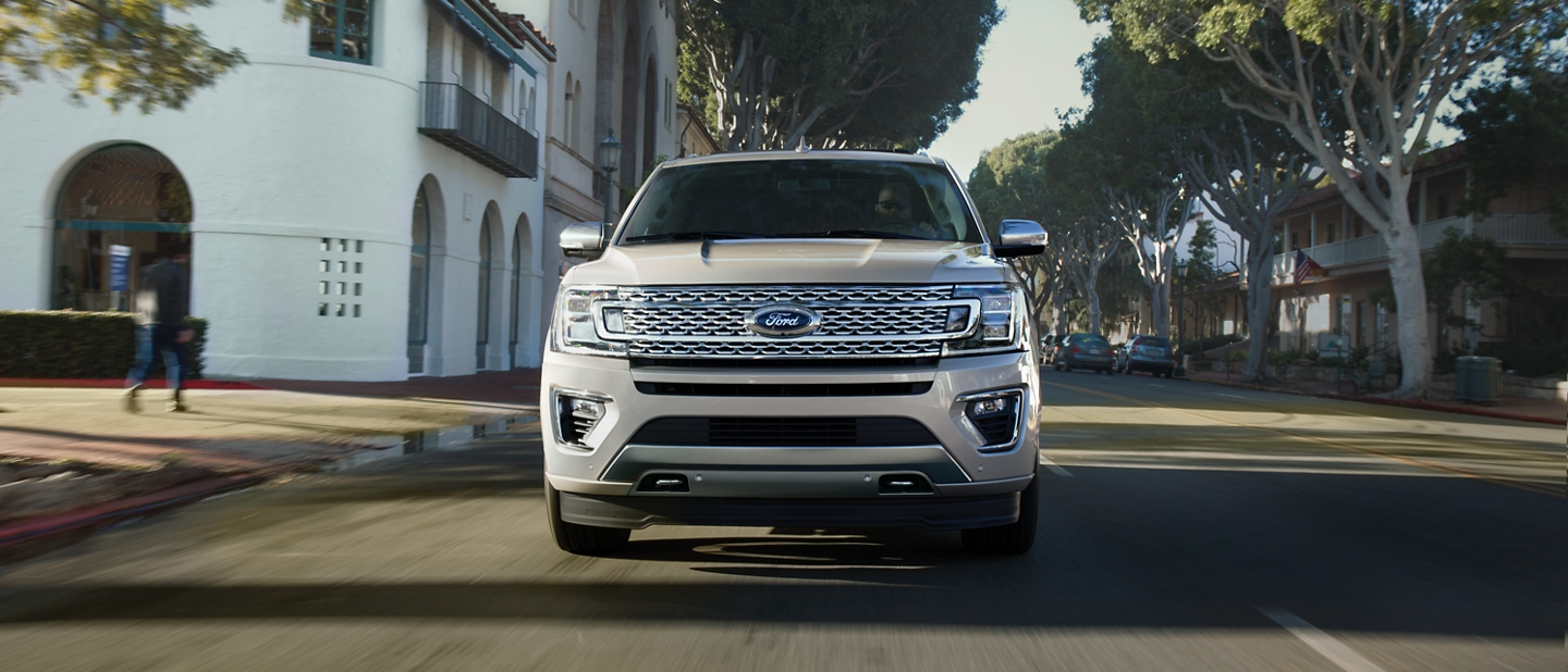 2019 Ford Expedition grille
