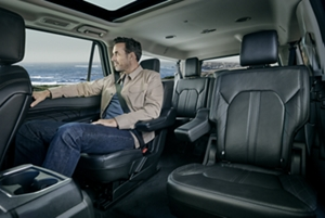 Ford Expedition Second Row Seating