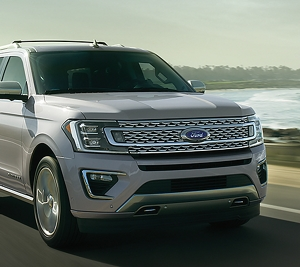 Ford Expedition Platinum Max