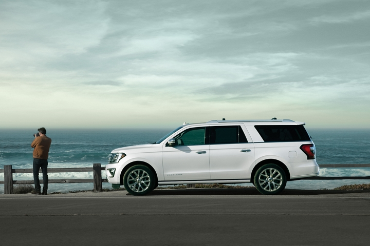 2019 Expedition Platinum