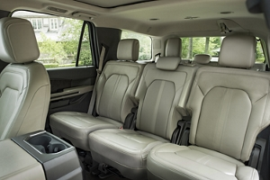 Ford Expedition Third Row Seating