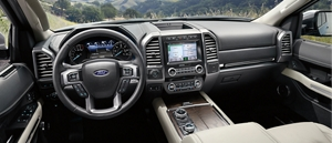 Ford Expedition Interior With Drivers Eye View