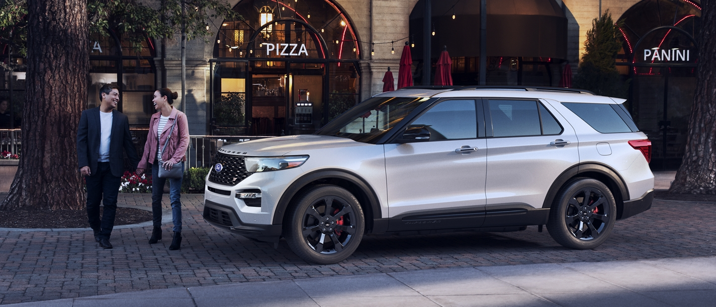 White Ford Explorer >> 2020 Ford Explorer Suv Design Features Ford Com