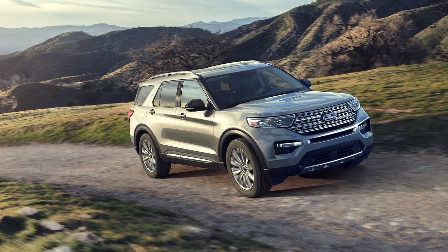 ford explorer suv   improved  selling suv fordcom