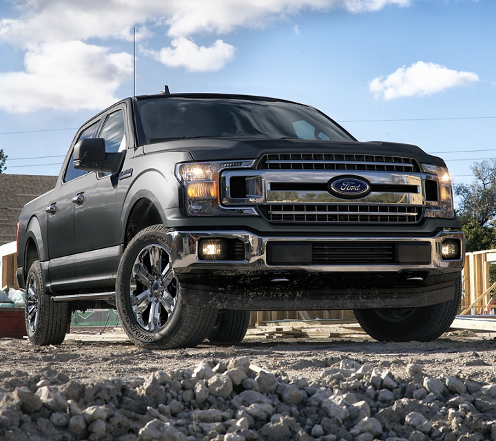 2020 Ford F 1 50 X L T SuperCrew with Chrome Appearance Package