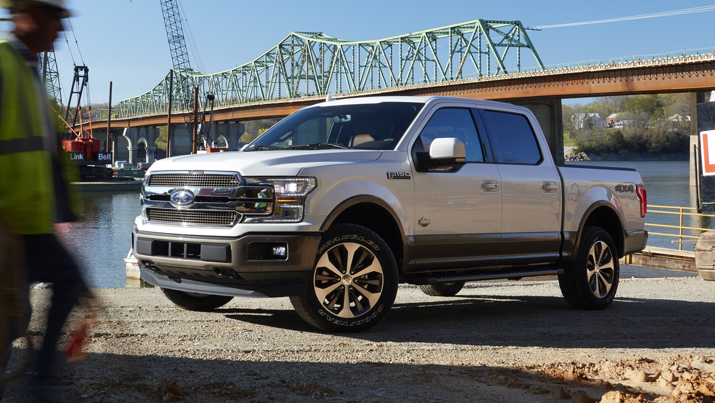 2020 Ford F 150 Truck Tough Features Fordcom
