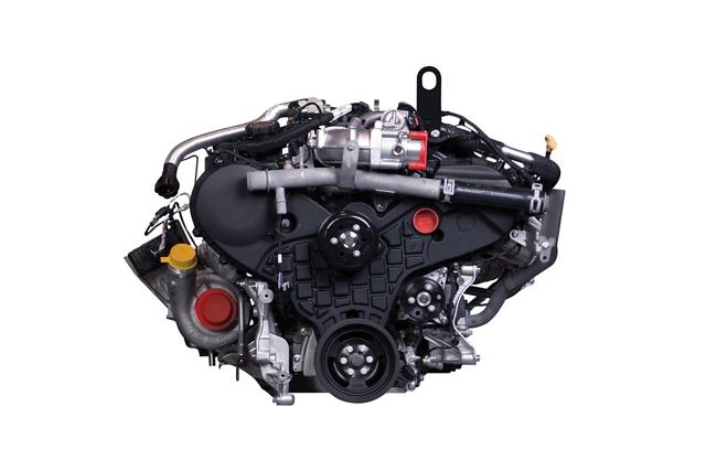 Motor Power Stroke V6 turbodiésel de3.0 litros