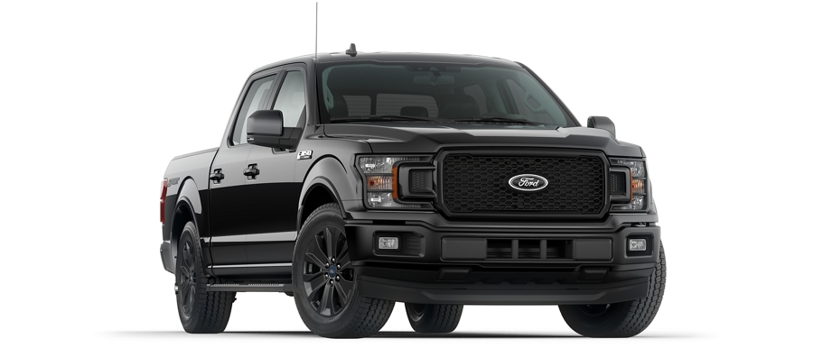 LARIAT Black Appearance Package