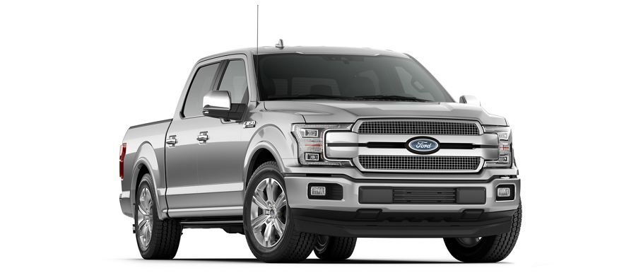 Ford F 1 50 PLATINUM 2020