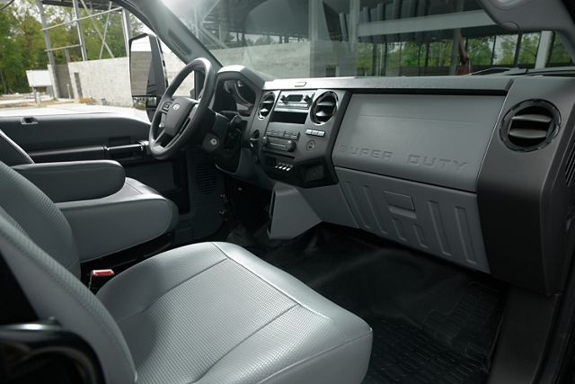 2021 Ford Medium Duty Front Interior Seating