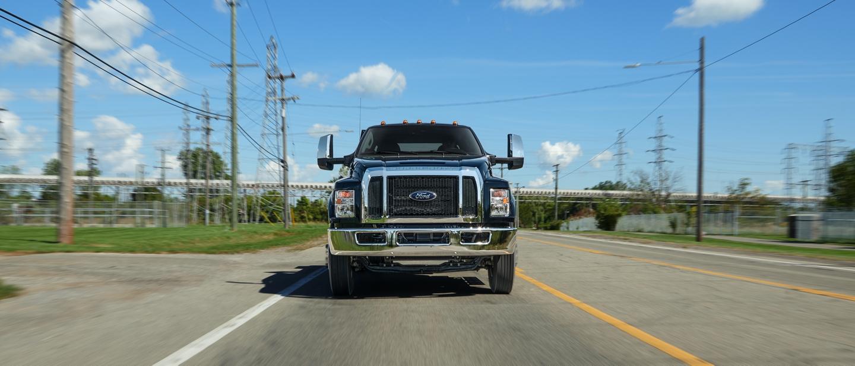 Transmisión automática Ford TorqShift H D de 6 velocidades