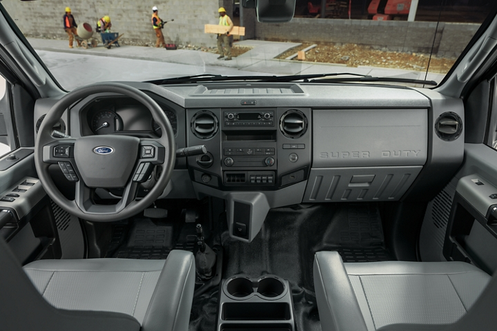 2021 Ford F 7 50 Regular Cab Front Interior