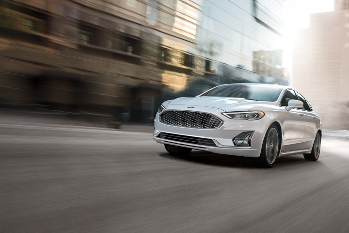 2020 Ford® Fusion Sedan | Photos, Videos, Colors & 360° Views | Ford com