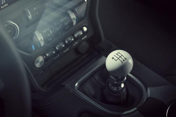 Perilla de Bola del Ford Mustang BULLIT 2020