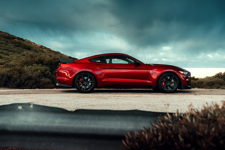 2020 Ford Mustang Sports Car Photos Videos Colors 360