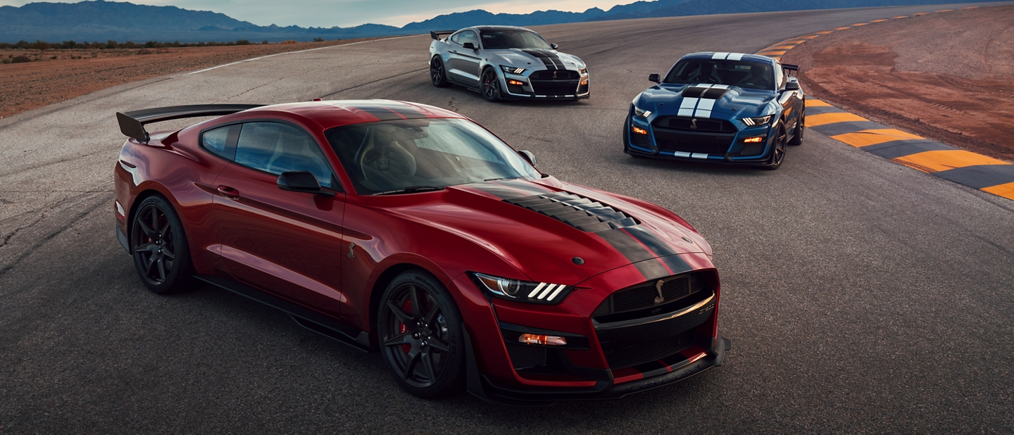 2020 Ford® Mustang Sports Car | Top Performance Features