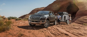 2019 Ford Ranger Midsize Pickup Truck The All New Small Truck Is
