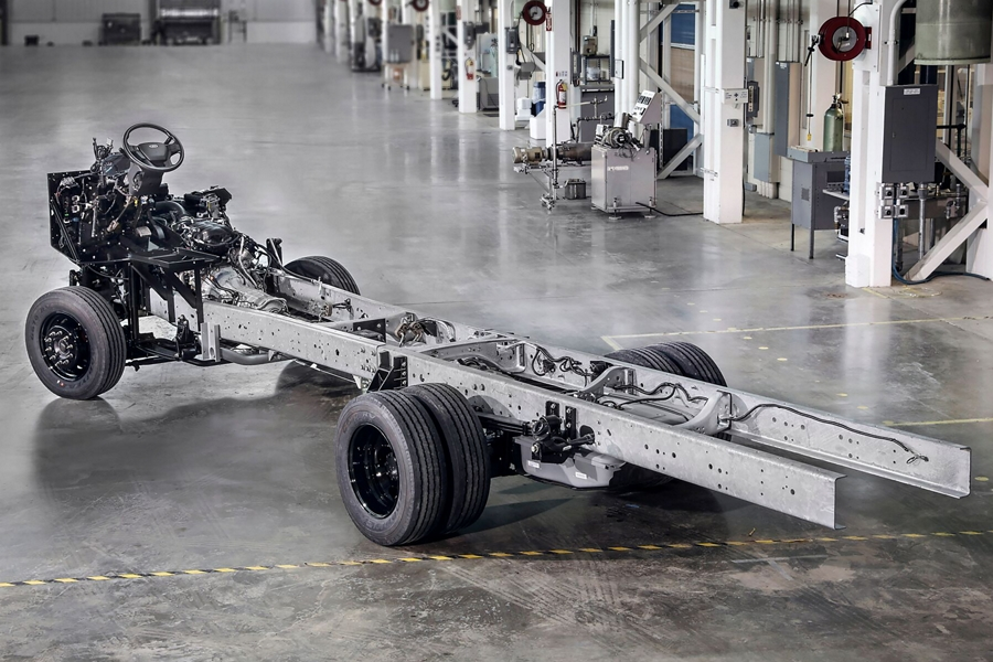 Brochures Manuals Guides 2020 2021 Ford Stripped Chassis