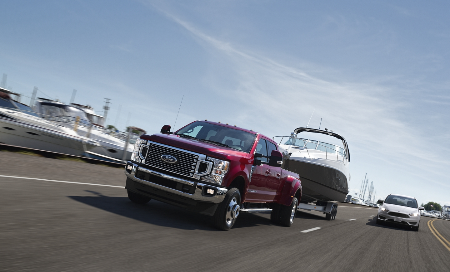 2020 Ford F-450 Powertrain, Platinum, Super Duty, And Release Date >> 2020 Ford Super Duty Truck New Look New Options Ford Com