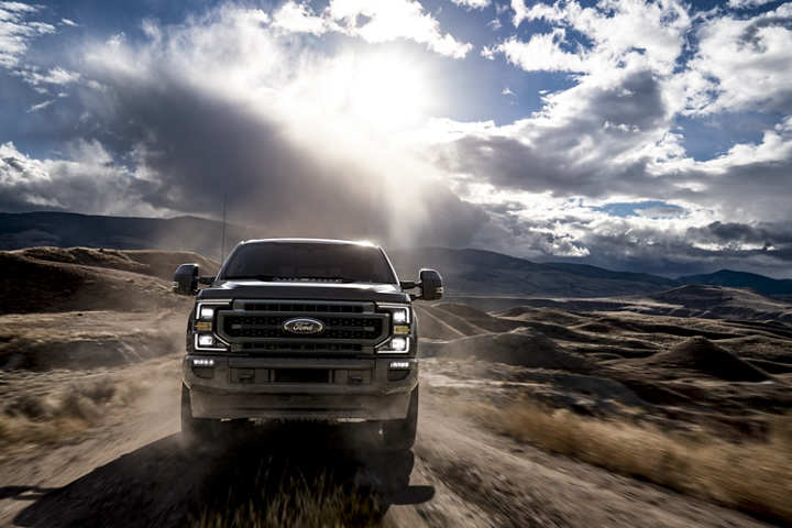 2020 Ford Super Duty Truck New Look New Options Ford Com