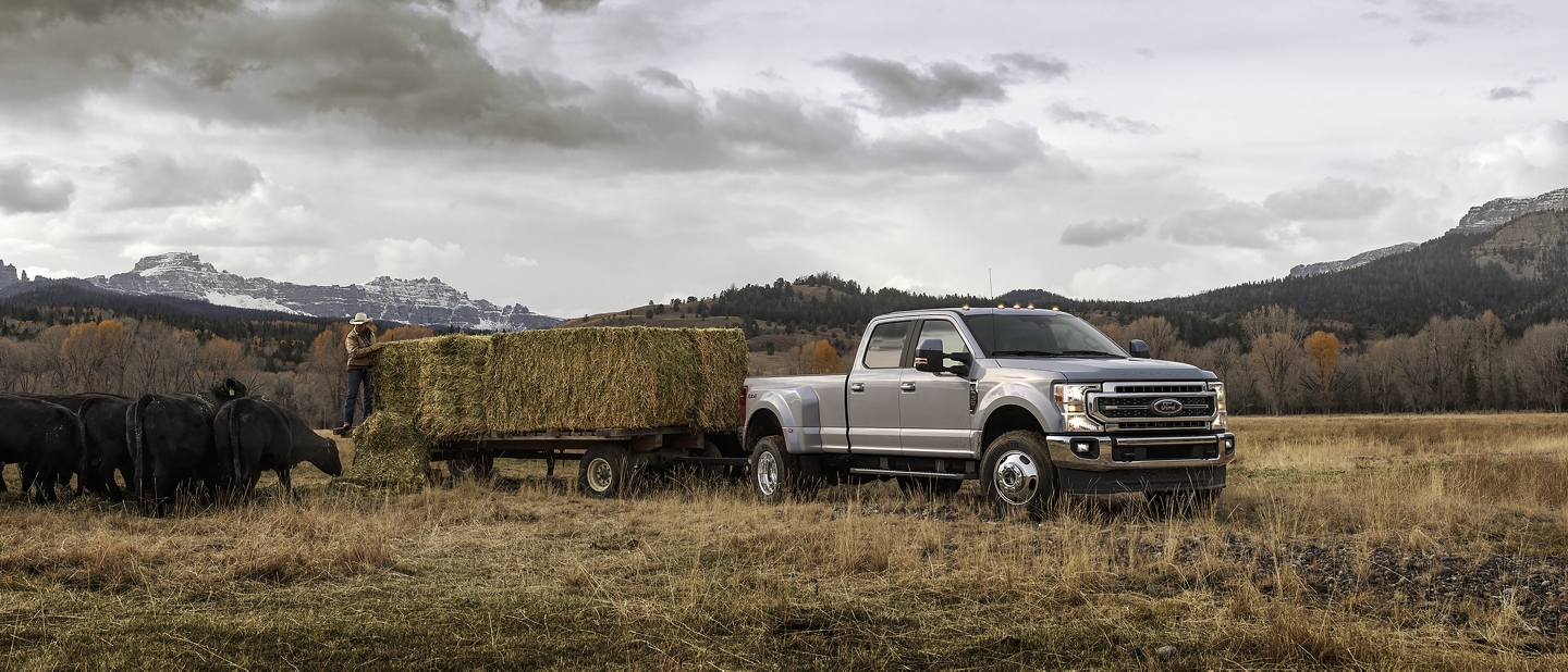 2020 Ford Super Duty Truck Capability Features Ford Com