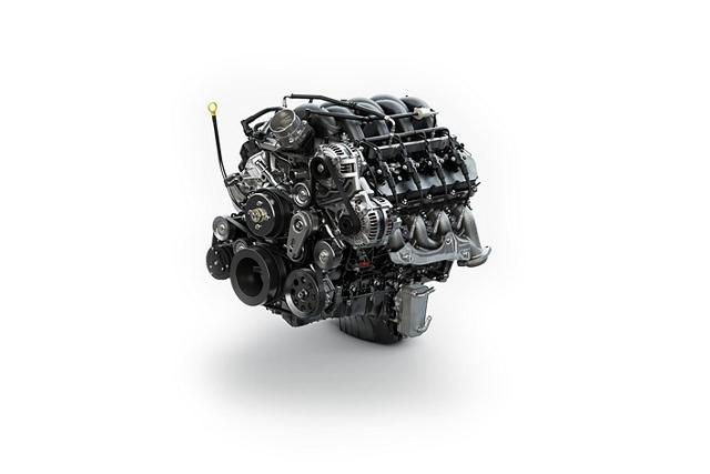 MotorV8 de7.3 litros conválvula superior