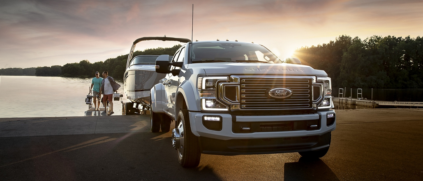 Ford F250 Towing Capacity >> 2020 Ford Super Duty Truck Capability Features Ford Com