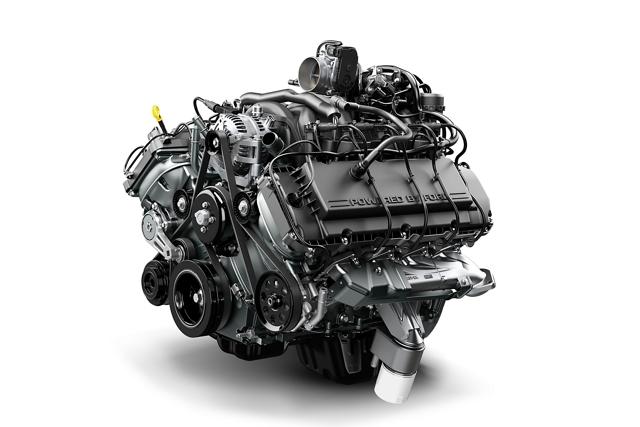 MotorV8de Combustible Flexible de Gasolina de6.2 litros