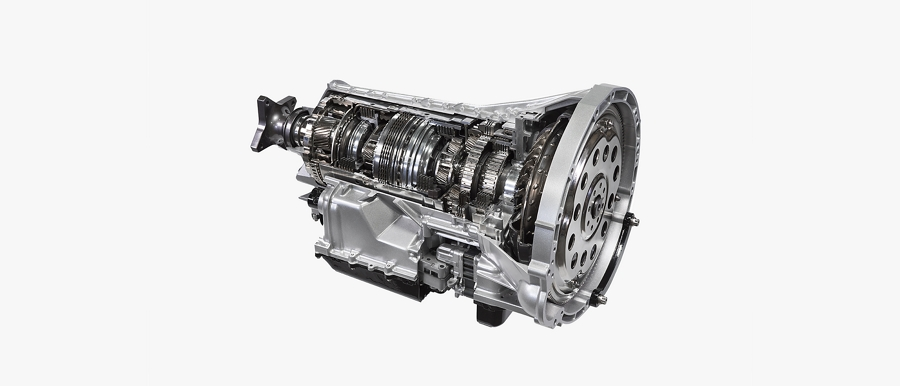 10 speed automatic transmission
