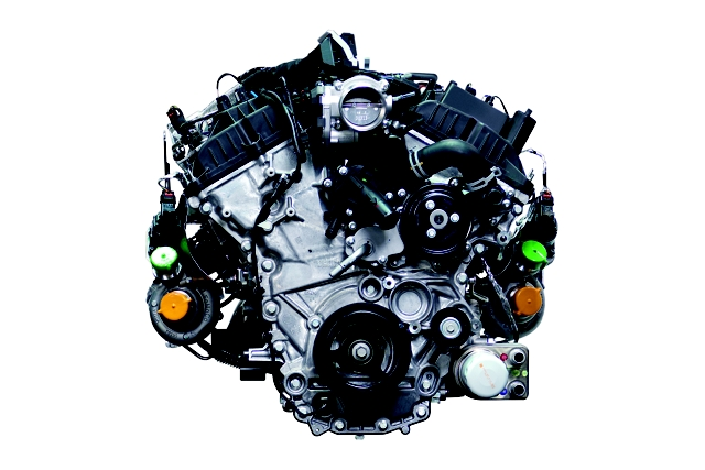 3 5 Liter ecoboost engine