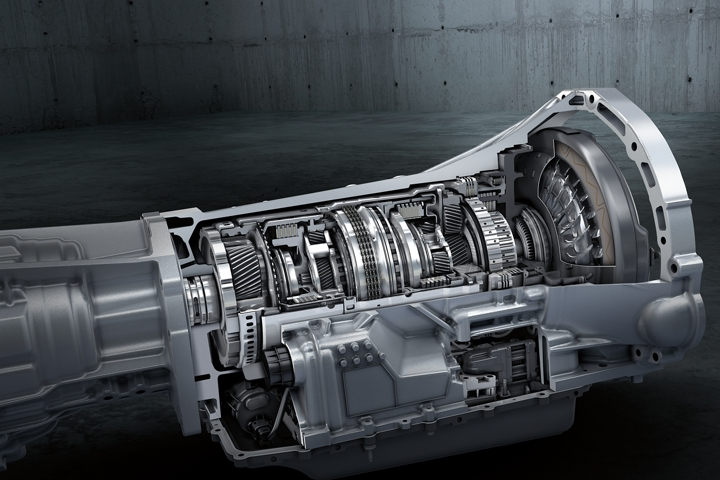 The Ten Speed Automatic Transmission
