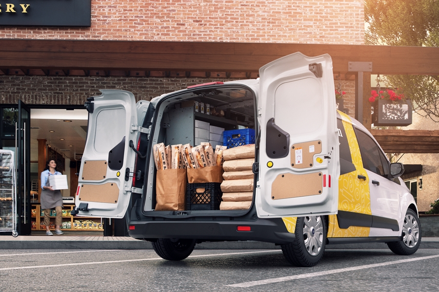Ford Transit Connect Cargo Van 2020