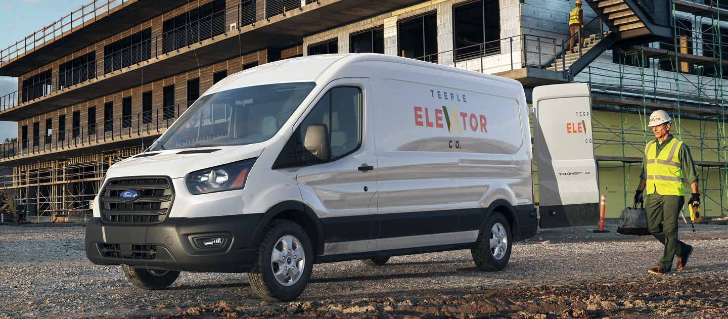2020 Ford Transit Passenger Van | New and Improved Full-Size