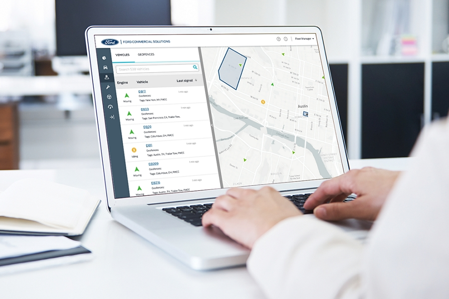 Ford Telematics and Connected Data Services