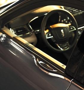 2019 Lincoln Continental Luxury Car Lincoln Com