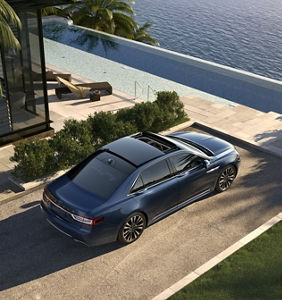 2019 Lincoln Continental Luxury Car Lincoln Com