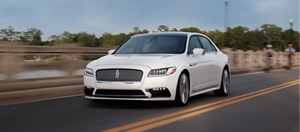 2019 Lincoln Continental Car Technology Features Lincoln Com