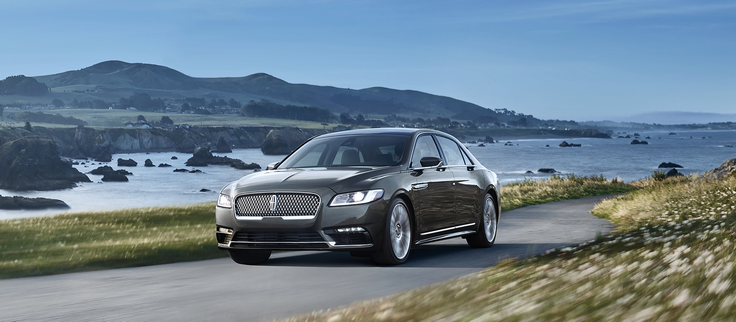 2020 Lincoln Town Car Review