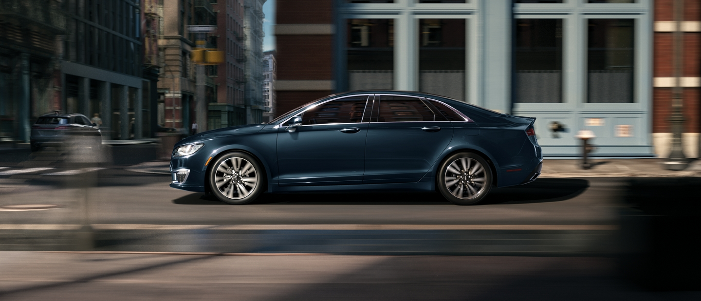 2020 Lincoln® MKZ Hybrid Design Features | Lincoln.com