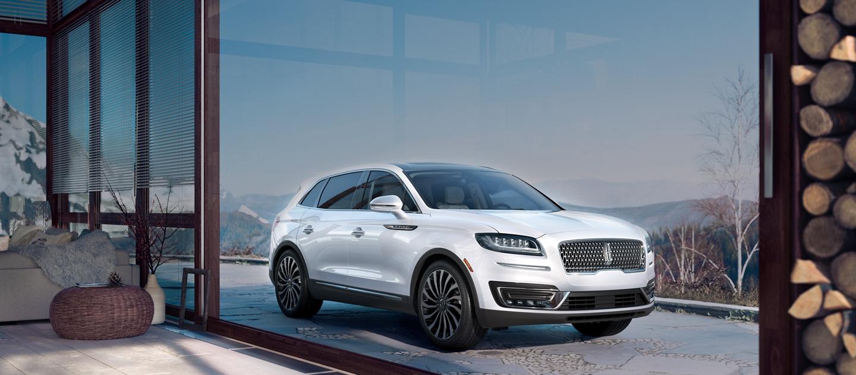 New 2019 Lincoln Nautilus Black Label - Lincoln.com