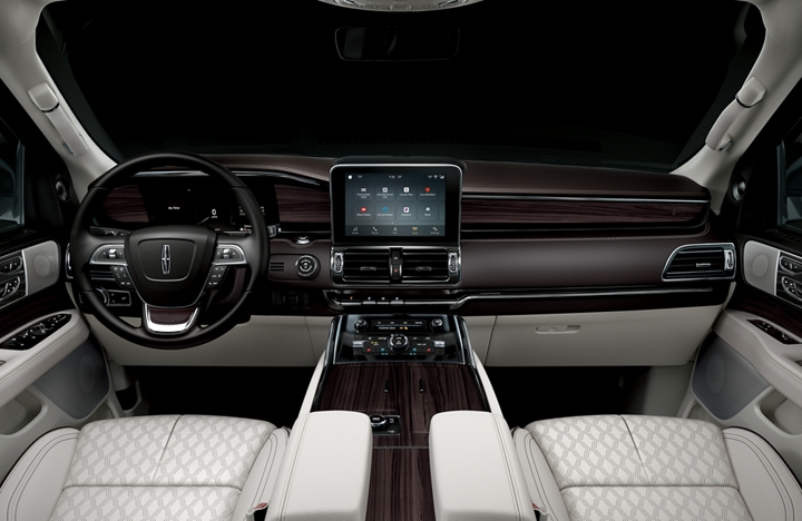Lincoln Continental Black Label >> 2019 Lincoln Navigator Black Label - Luxury SUV - Lincoln.com