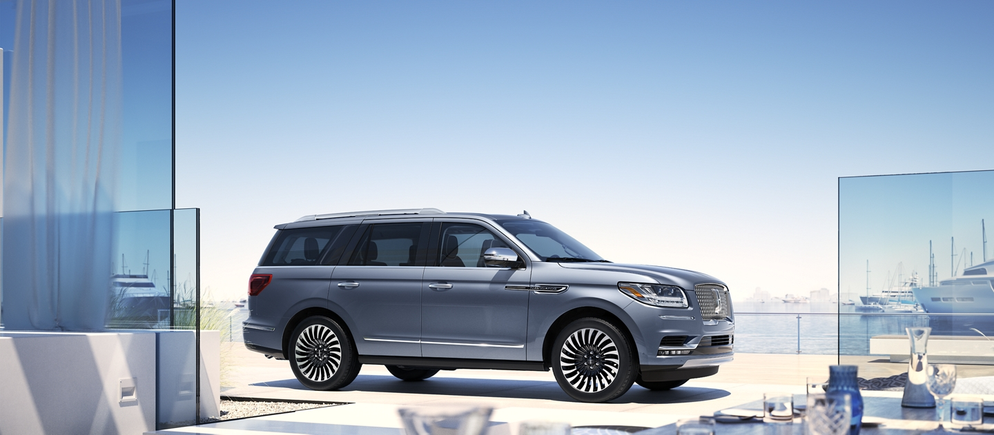 2019 Lincoln Navigator Black Label Luxury Suv Lincoln Com