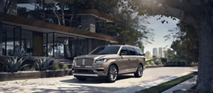 2019 Lincoln Navigator Suv Features Lincoln Com