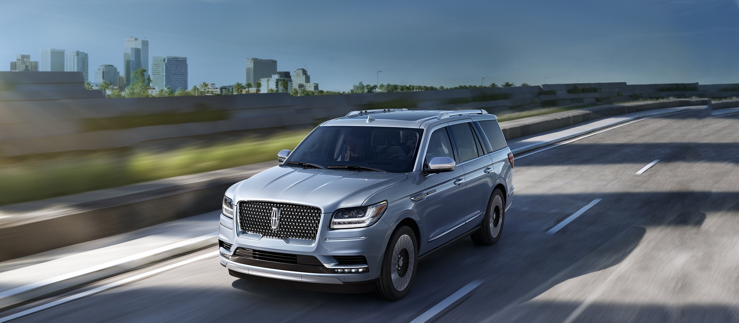2019 Lincoln Navigator Suv Performance Specs Lincoln Com