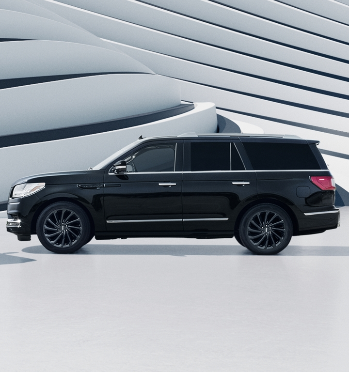 Monochromatic Exterior Packages on Navigator – Pristine White, Infinite Black, and Ceramic Pearl.